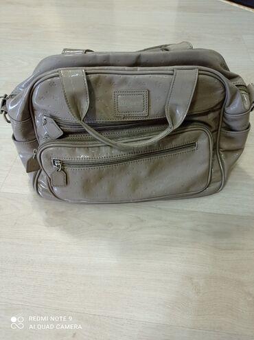 сумка для мам в Кыргызстан: Продам сумку для мамы новорожденного малыша. Очень качественная