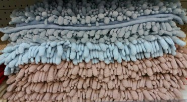 Krparice u raznim bojama,60×40 - Belgrade