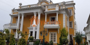 A beautiful strongly construct full furnished villa having land area in Kathmandu