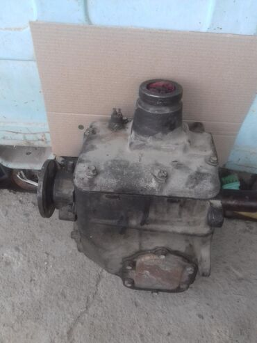 Грузовой и с/х транспорт в Каракол: Продается коробка Газ 53