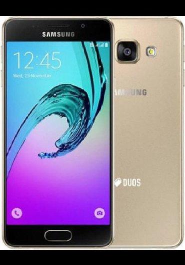 Samsung-a3-2016-цена - Кыргызстан: Срочно продаю а3 (16 ) в отличном состоянии 16 гб аккумулятор на долго