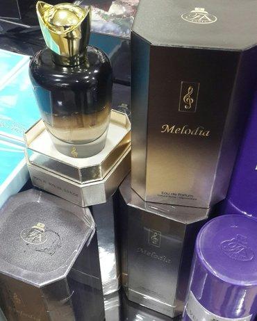 Bakı şəhərində Etir parfum duxu