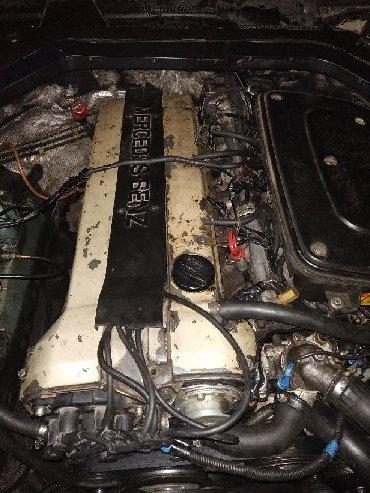 Срочно продаю рабочий мотор 3.2 бензин 104 полный комплект Договорная в Токмак