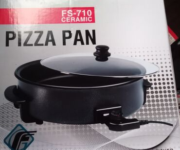 Pizama - Srbija: Pizza pekac Fisher FS 710 cena 2300 dinaraSnaga: 1500WTermostat 240 °
