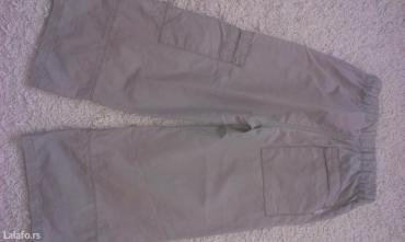 Decije pantalone vel. 134. Tanke, hladan pamuk, sa dzepovima sa strane - Beograd - slika 2