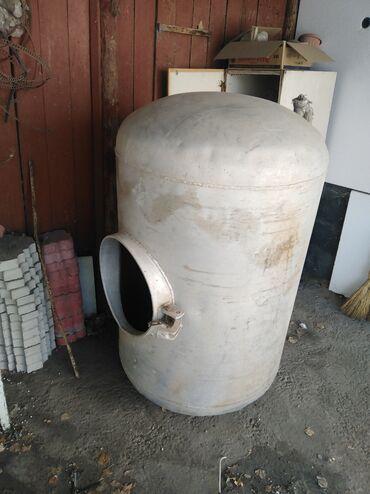 пансионат ак марал в Кыргызстан: Бочка алюминиевая, пищевая 600л