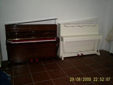 Bakı şəhərində Carl-rönisch piano satilir model deluxe  təzə ideal vəzityyətdə