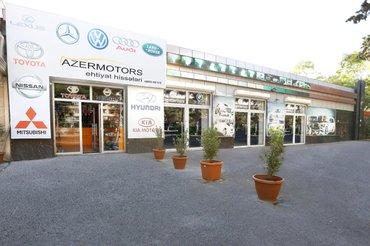 Bakı şəhərində AzerMotors 2010-cu ildə qurulmuşdur. Şirkət özündə Almaniya,