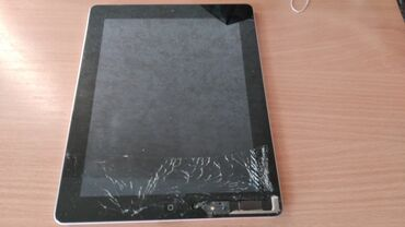 Электроника - Орловка: Продается айпад б.у рабочий нужно только экран поменять
