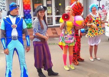 требуются аниматоры в Бишкек