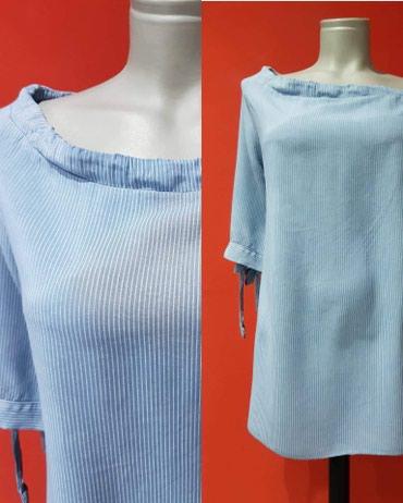 Tunika,camac kragna,moze da se nosi na ramenima,pogodna za krupnije - Ruski Krstur