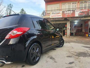 Nissan Azərbaycanda: Nissan Tiida 1.8 l. 2008 | 147000 km