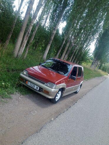 Транспорт - Ала-Бука: Daewoo Tico 0.8 л. 1996 | 158000 км