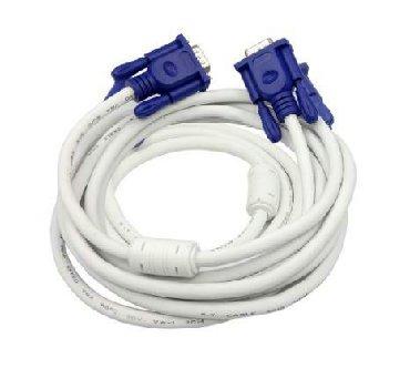 кабели синхронизации vga в Кыргызстан: 10 м 15 м 3 + 4 VGA кабель ТВ компьютерный кабель VGA SVGA HDB15