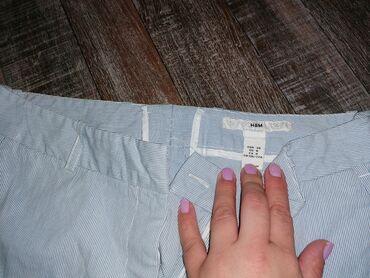 Pantalone e - Srbija: H&m pantalone vel. 38, kao nove