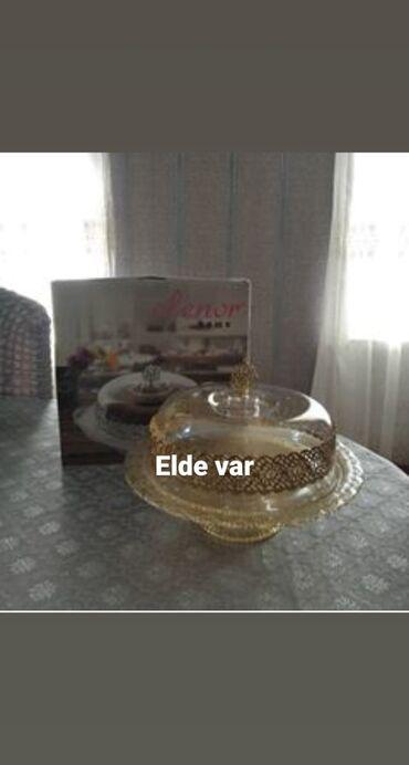 Digər qablar - Azərbaycan: Super tort qabı 25₼ elde var