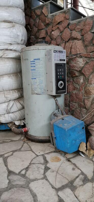 угольные котлы в бишкеке in Кыргызстан | КОТЛЫ, ВОДОНАГРЕВАТЕЛИ: Корейский котёл дизельный на 50 кВт,экономичный и надёжный