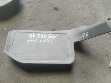 Mitsubishi Pajero 3 накладка, Митсубиси Паджеро 3 накладка,Накладка на