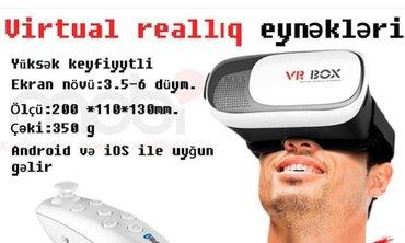 Bakı şəhərində Virtual realkiq eyneyi. Telwfoncun 3d eynek tezedi metrolara