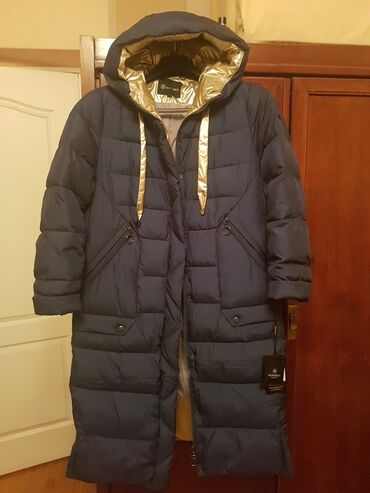 Продаю дутое пальто Аляска, поставка из России. Отличного и добротного