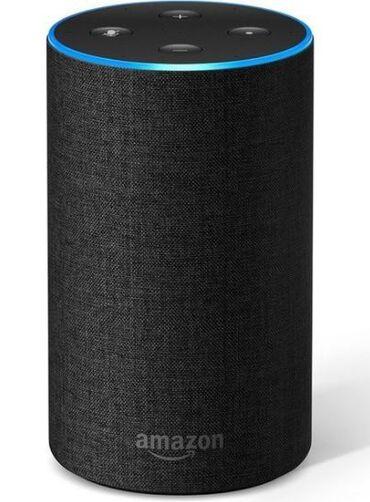 Amazon kindle touch - Кыргызстан: Умная колонка Amazon Alexa Echo 2nd generation. Новая упаковке