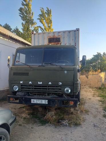 Грузовой и с/х транспорт в Баткен: Камаз 10 т заводской абалы жакшы тез арада сатабыз. же мерседес
