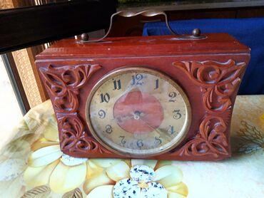 Əntiq saatlar - Azərbaycan: Nikalay vaxtından qalma saat satılır ankitvariatdi antik bir saat dı