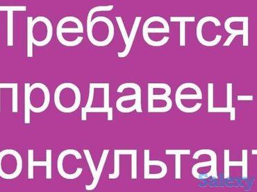 Продавец продуктового магазина - Кыргызстан: Срочно требуется продуктовый магазин :Продавец-консультант и кассир.С