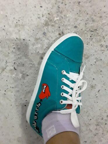 Кроссовки и спортивная обувь - Массы: Кеда аябай сонун эгер алсаныз жанындагы кроссовканы белекке кошуп