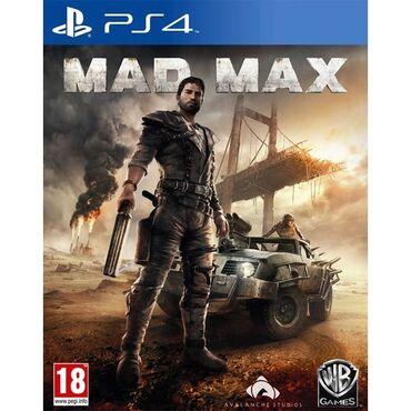 зарядка sony ericsson в Азербайджан: Mad Max/Veziyyet:Tam/35 azn/Rus, English