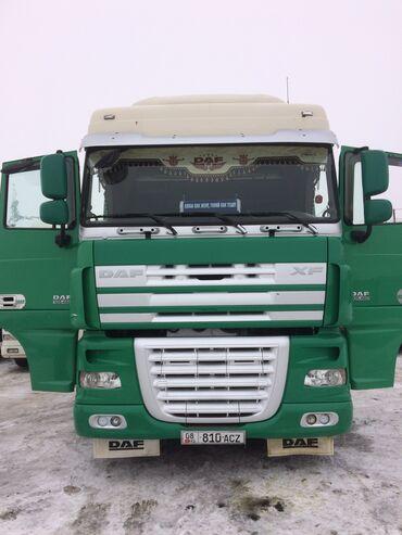 прицеп автомобильный в Кыргызстан: Продаю. DAF 105 XF?. Автомат, ретардер, горный тормоз.Прицеп Krone