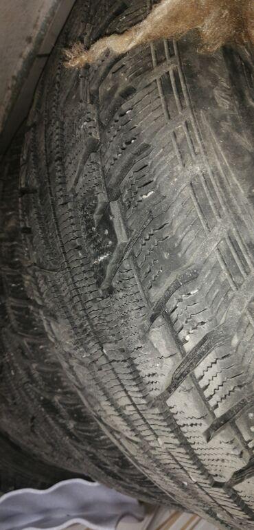 диски спринтер r15 в Кыргызстан: Куплю зимную резину с шыпами R15 на спринтер средний только шыпы