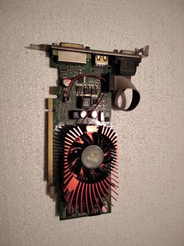 Видеокарта gt430 1gb ddr3 от компании afox, работает хорошо не