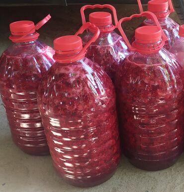 Дом и сад - Базар-Коргон: Малина свежий кайнатылбаган накта малина жана шекер, химикатсыз