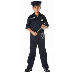 Kostim-kupaci - Srbija: Kostim policijski za decake Kostim Policijski idealan za maskenbale