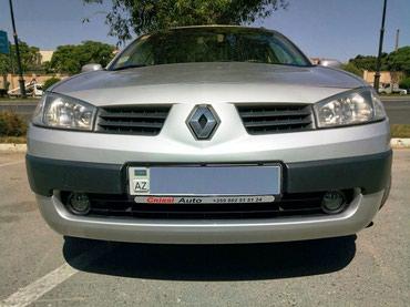 Bakı şəhərində Renault Megane 2005