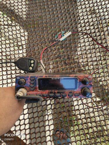 Док-станции - Кыргызстан: Радиостанция MegaJet MJ-3031M Turbo в хорошем состоянии