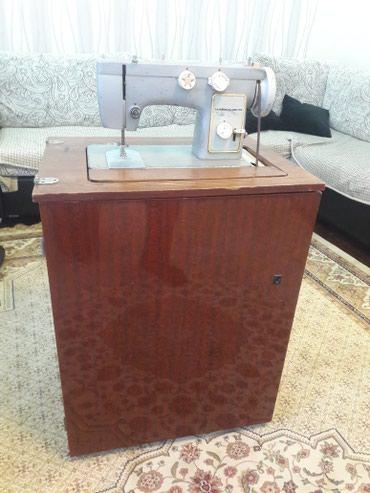 """швейные цеха в Азербайджан: Швейная машина """"Чайка 142М"""" в нормальном рабочем состоянии"""