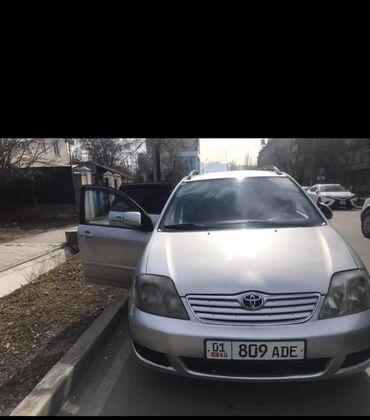 дизель кж авто in Кыргызстан | АВТОЗАПЧАСТИ: Toyota Corolla 1.4 л. 2006 | 120000 км