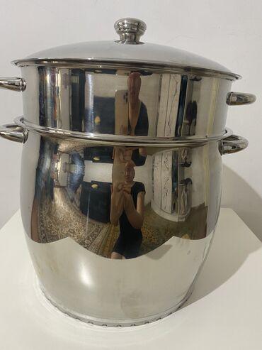 BergHoff нержавеющая сталь диаметр 28см объём 16л
