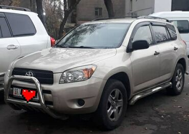 Toyota RAV4 2.4 л. 2007