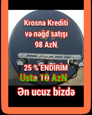 Bakı şəhərində Krosnu