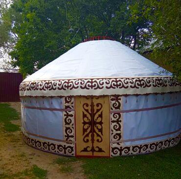 Юрты - Бишкек: Юрта!!! Боз Уй!!! Сдаю в аренду новую, красивую юрту. Ваши гости и