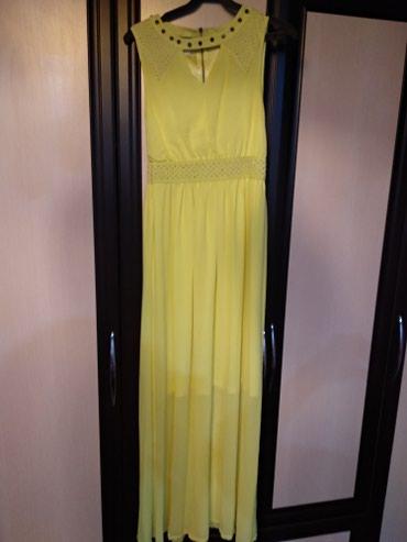Платье одевала один раз в Лебединовка