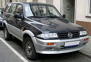 Ssangyong Musso в Бишкек