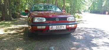 Volkswagen Golf 1.8 л. 1992 | 2900000 км