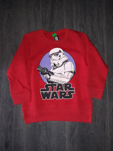 Benetton star wars duks vel. 2god. Novo - Nis