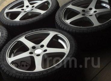 Японские диски PIAA FR-S R18 jj7.5 +48. 114.3*5 в Бишкек