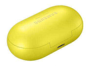 zapchasti dlya telefonov samsung в Кыргызстан: Наушники Samsung Galaxy Buds (SM-R170NZYASEK) Yellow