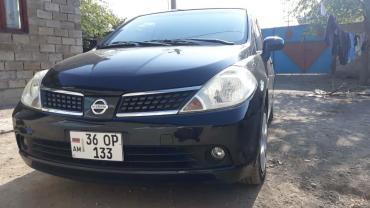 Nissan - Кыргызстан: Nissan Tiida 1.5 л. 2007 | 60000 км